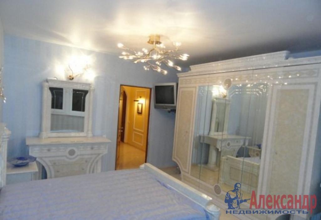 3-комнатная квартира (136м2) в аренду по адресу Большая Морская ул., 13— фото 3 из 4