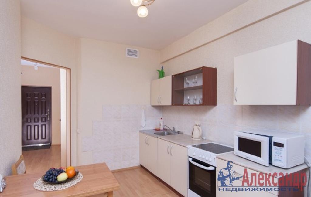 1-комнатная квартира (44м2) в аренду по адресу Кременчугская ул., 17— фото 2 из 3