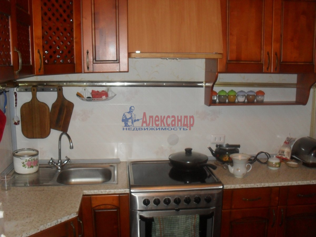 1-комнатная квартира (35м2) в аренду по адресу Малая Бухарестская ул., 10— фото 4 из 7