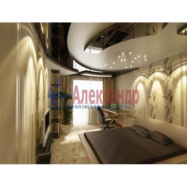 2-комнатная квартира (53м2) в аренду по адресу Ленсовета ул., 34— фото 1 из 2