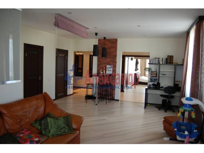 2-комнатная квартира (100м2) в аренду по адресу Кораблестроителей ул., 30— фото 2 из 14