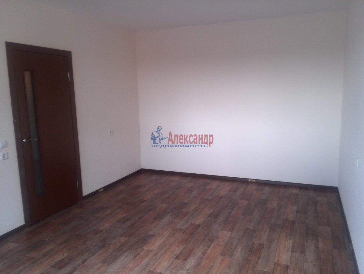 1-комнатная квартира (40м2) в аренду по адресу Даниила Хармса ул., 4— фото 1 из 9