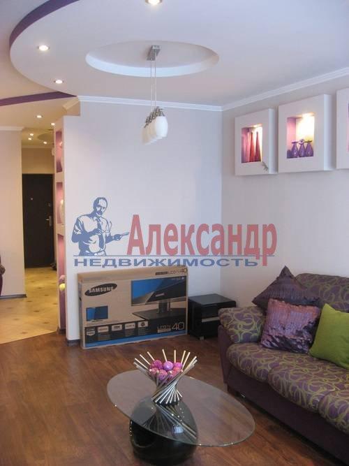 2-комнатная квартира (80м2) в аренду по адресу Дачный пр., 24— фото 12 из 17