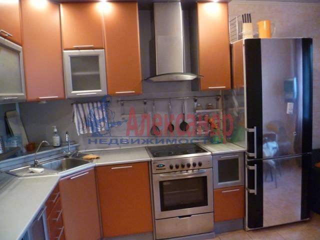 3-комнатная квартира (95м2) в аренду по адресу Варшавская ул., 16— фото 4 из 10