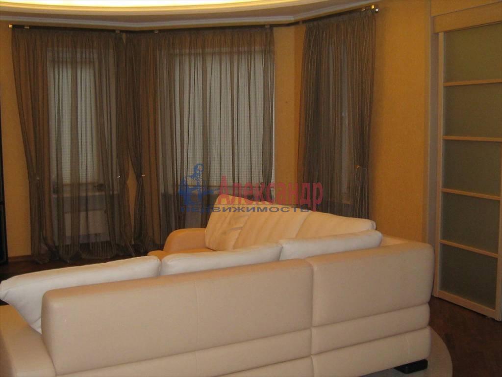 3-комнатная квартира (120м2) в аренду по адресу Воскресенская наб., 4— фото 3 из 7
