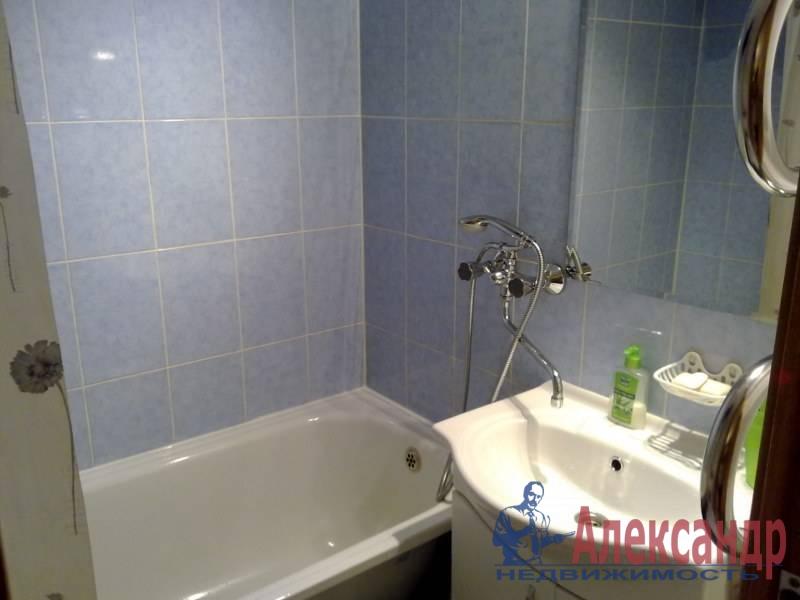 1-комнатная квартира (40м2) в аренду по адресу Просвещения пр., 102— фото 2 из 3