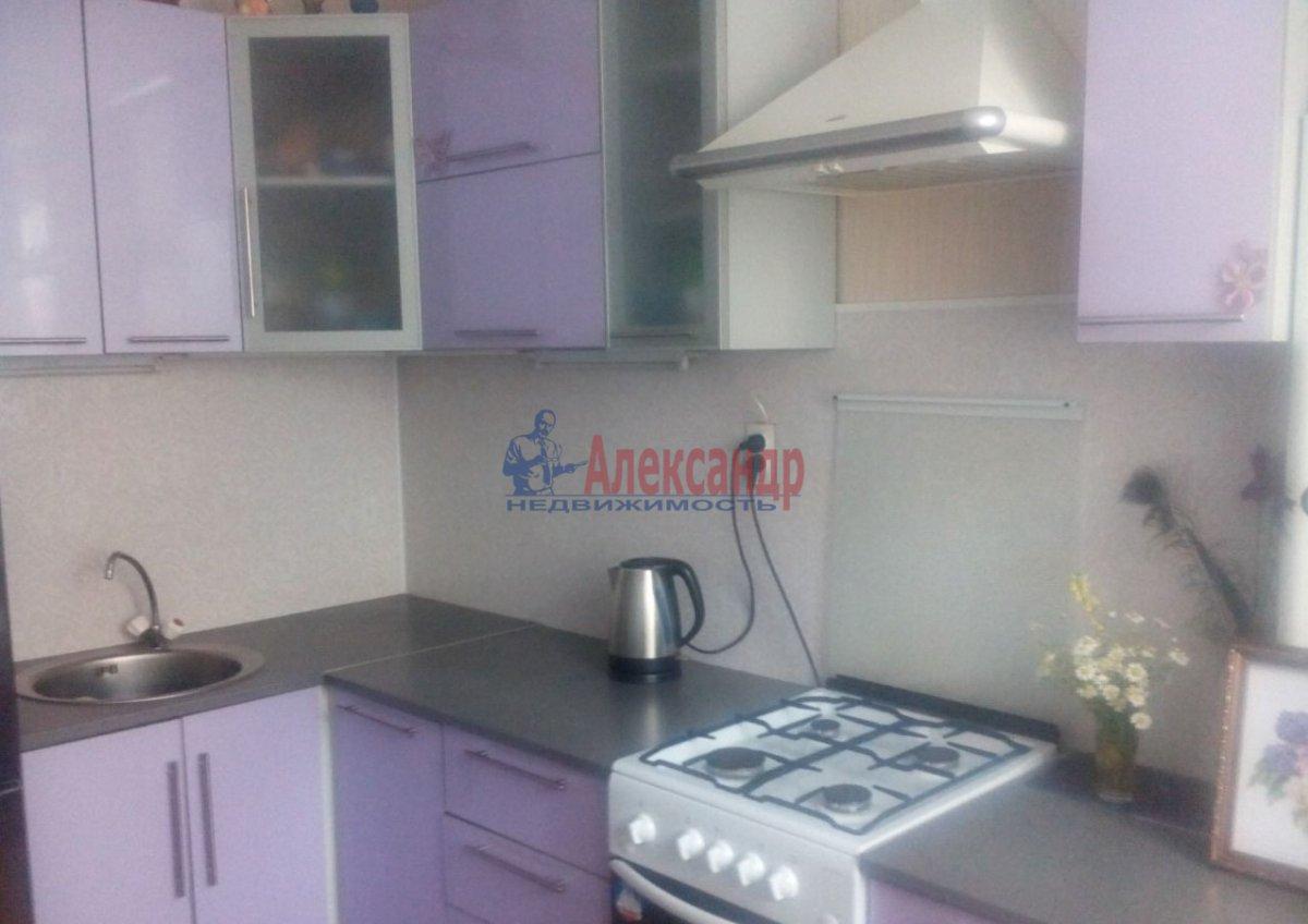 1-комнатная квартира (35м2) в аренду по адресу Шаумяна пр., 43— фото 1 из 5
