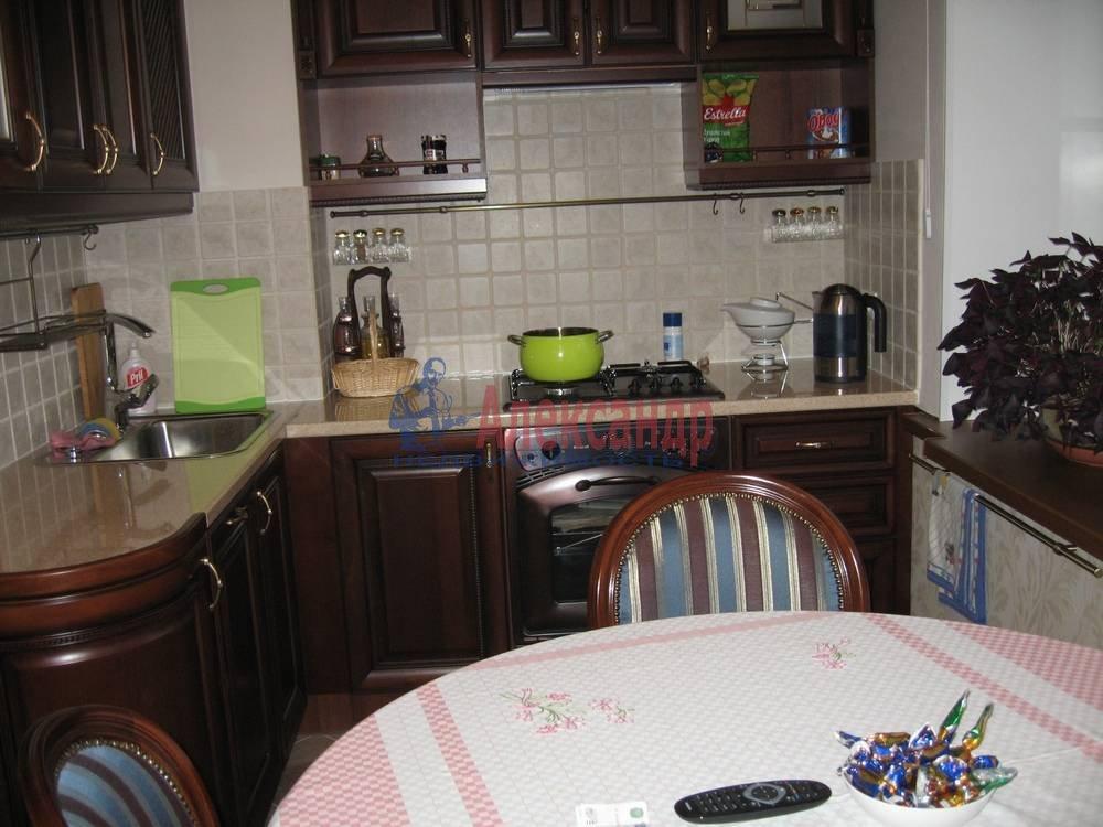3-комнатная квартира (82м2) в аренду по адресу Правды ул., 12— фото 3 из 22