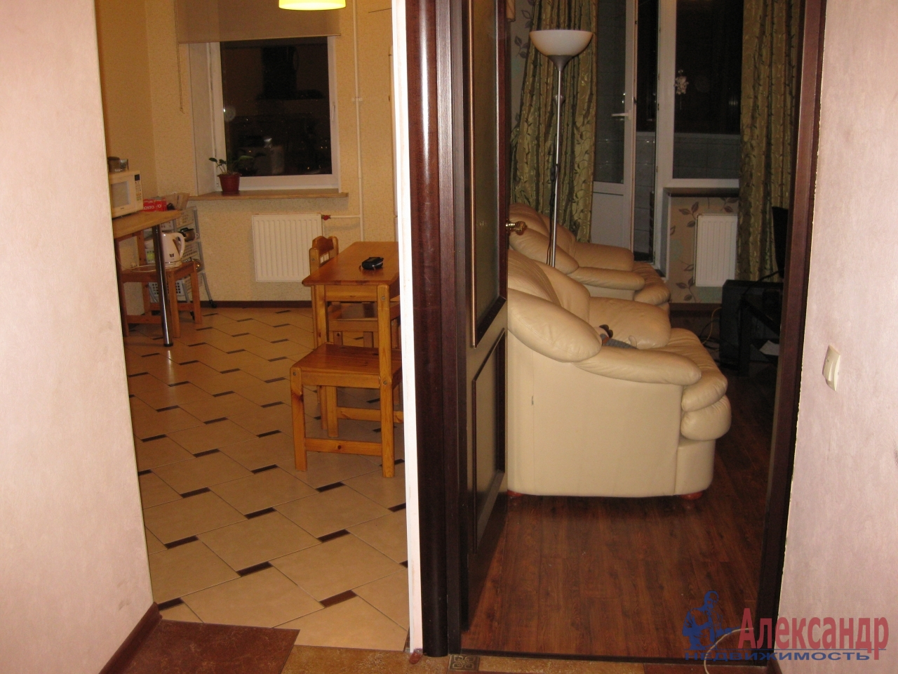 1-комнатная квартира (40м2) в аренду по адресу Орджоникидзе ул., 58— фото 4 из 4
