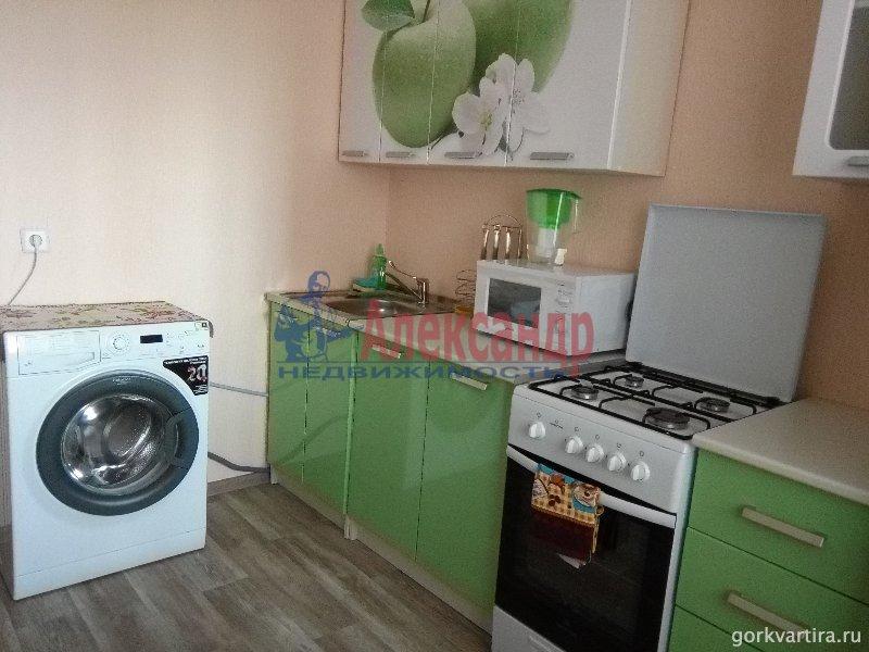 1-комнатная квартира (46м2) в аренду по адресу Олеко Дундича ул., 36— фото 1 из 4