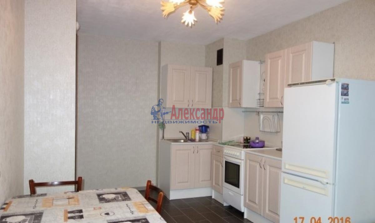 1-комнатная квартира (38м2) в аренду по адресу Парголово пос., Николая Рубцова ул., 12— фото 2 из 6