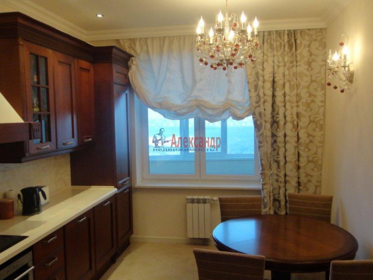 1-комнатная квартира (32м2) в аренду по адресу Просвещения пр., 22— фото 1 из 2
