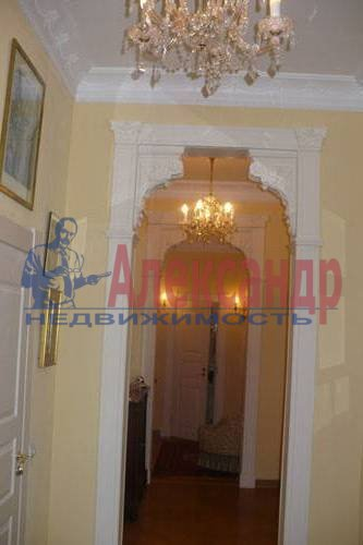 5-комнатная квартира (180м2) в аренду по адресу Манежный пер., 8— фото 6 из 7