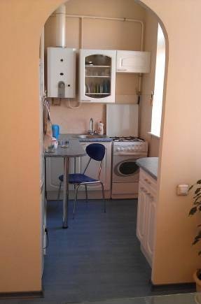 2-комнатная квартира (47м2) в аренду по адресу Московский пр., 2— фото 5 из 9