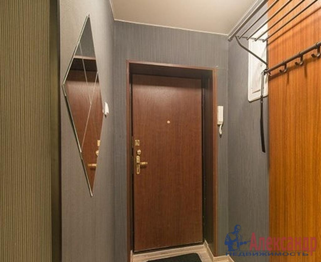 1-комнатная квартира (45м2) в аренду по адресу Будапештская ул., 8— фото 4 из 4