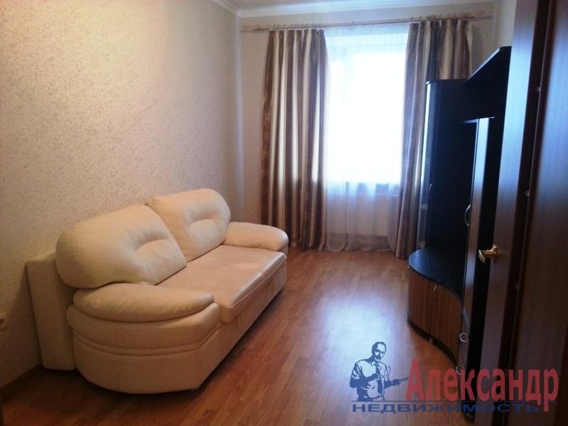 2-комнатная квартира (68м2) в аренду по адресу Турбинная ул., 35— фото 4 из 15