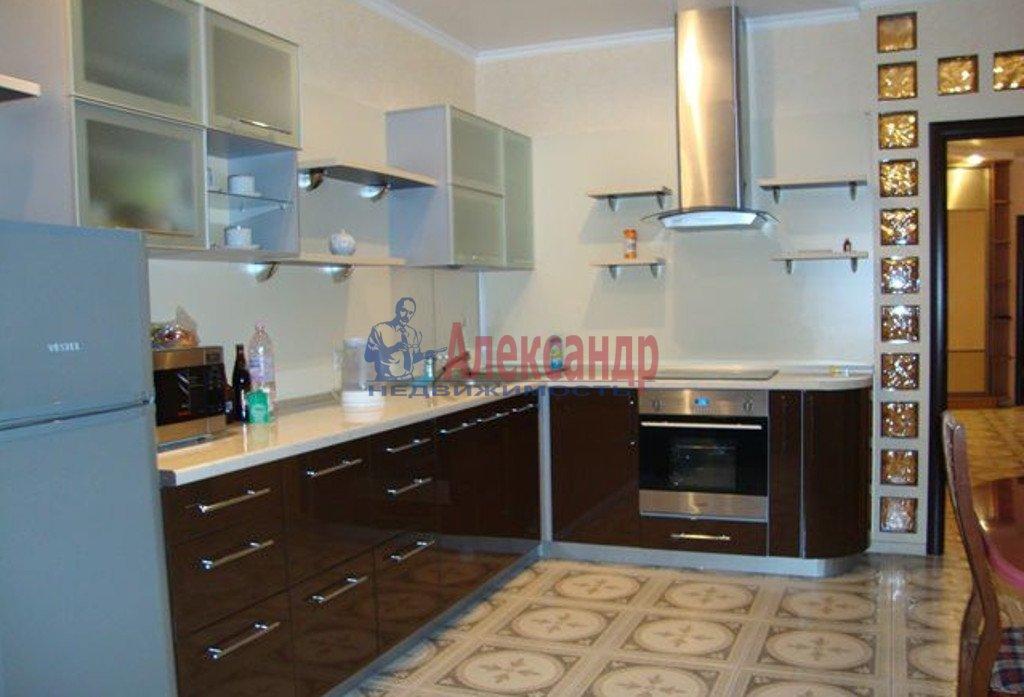 3-комнатная квартира (100м2) в аренду по адресу Гранитная ул., 54— фото 4 из 5