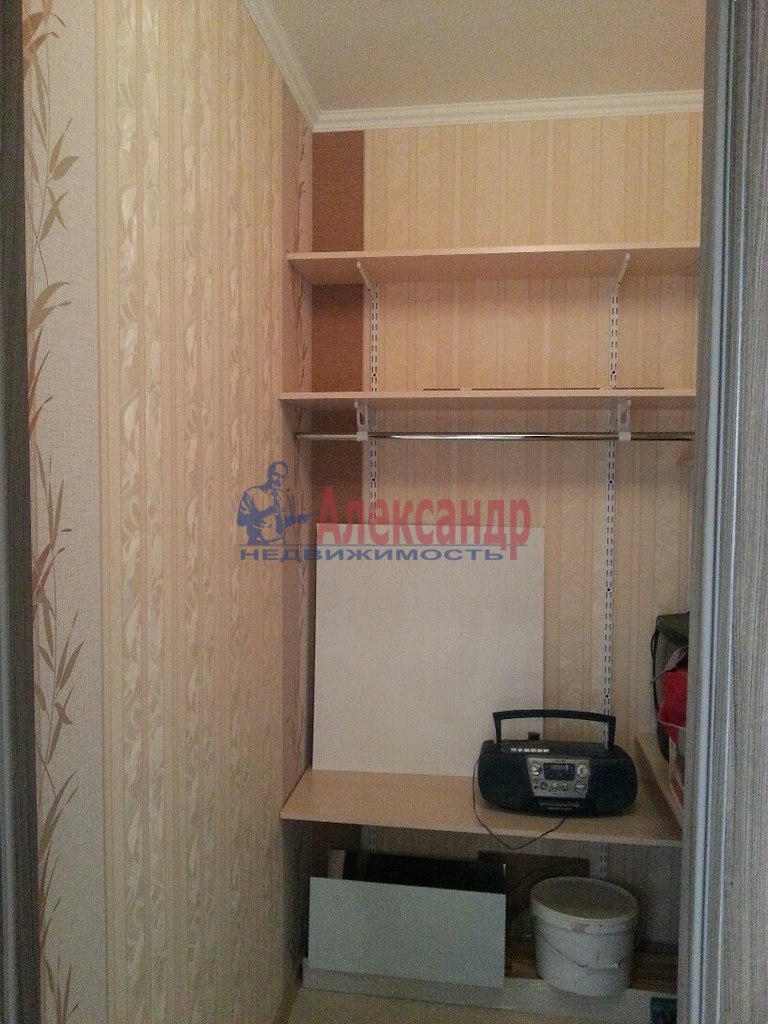 1-комнатная квартира (43м2) в аренду по адресу Ново-Александровская ул., 14— фото 10 из 10