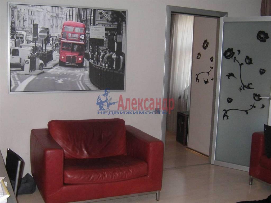 2-комнатная квартира (90м2) в аренду по адресу Миллионная ул., 32— фото 6 из 6
