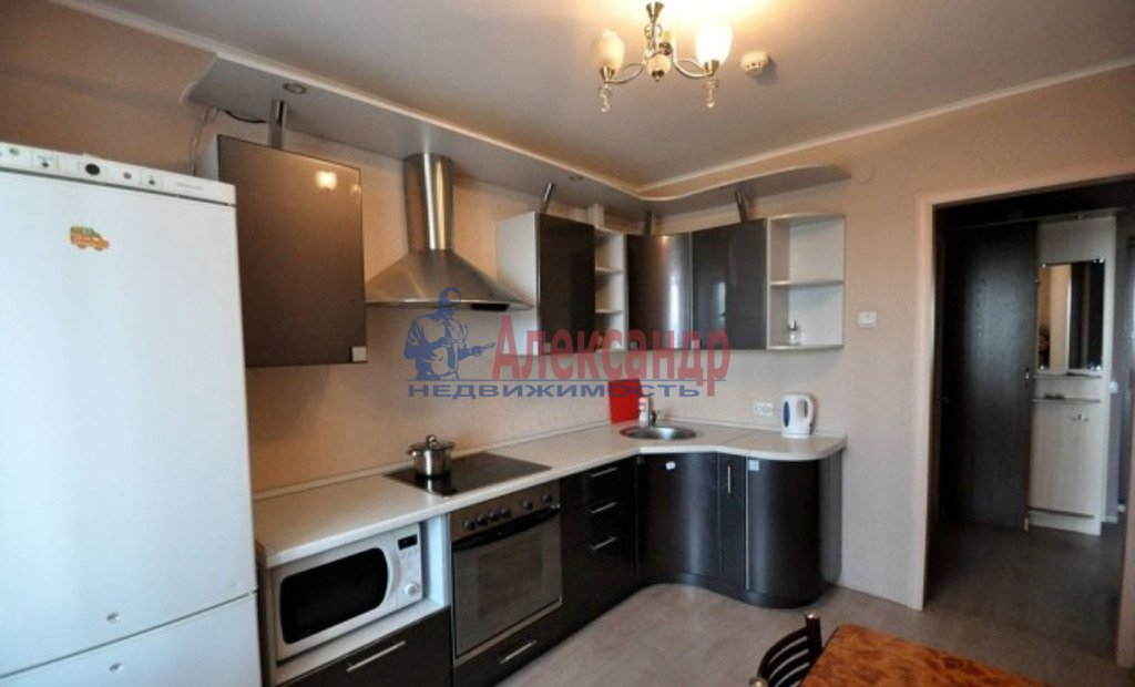 2-комнатная квартира (57м2) в аренду по адресу Луначарского пр., 11— фото 3 из 4