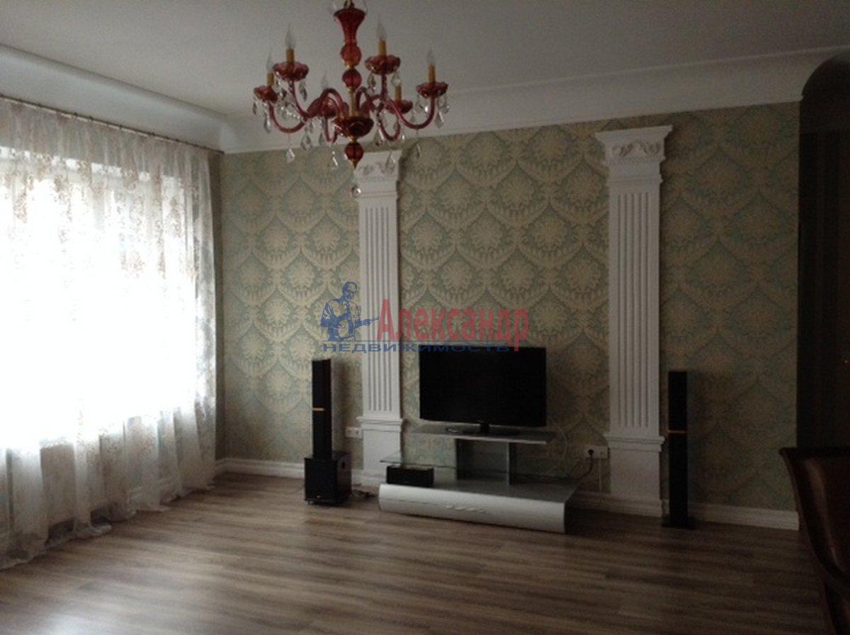 3-комнатная квартира (123м2) в аренду по адресу Парадная ул.— фото 1 из 15