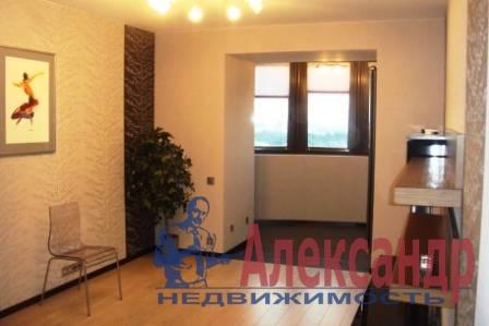 1-комнатная квартира (43м2) в аренду по адресу Конституции пл., 1— фото 4 из 6