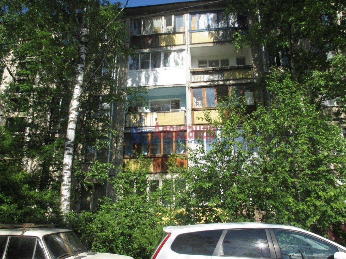 2-комнатная квартира (50м2) в аренду по адресу Витебский пр., 47— фото 3 из 3