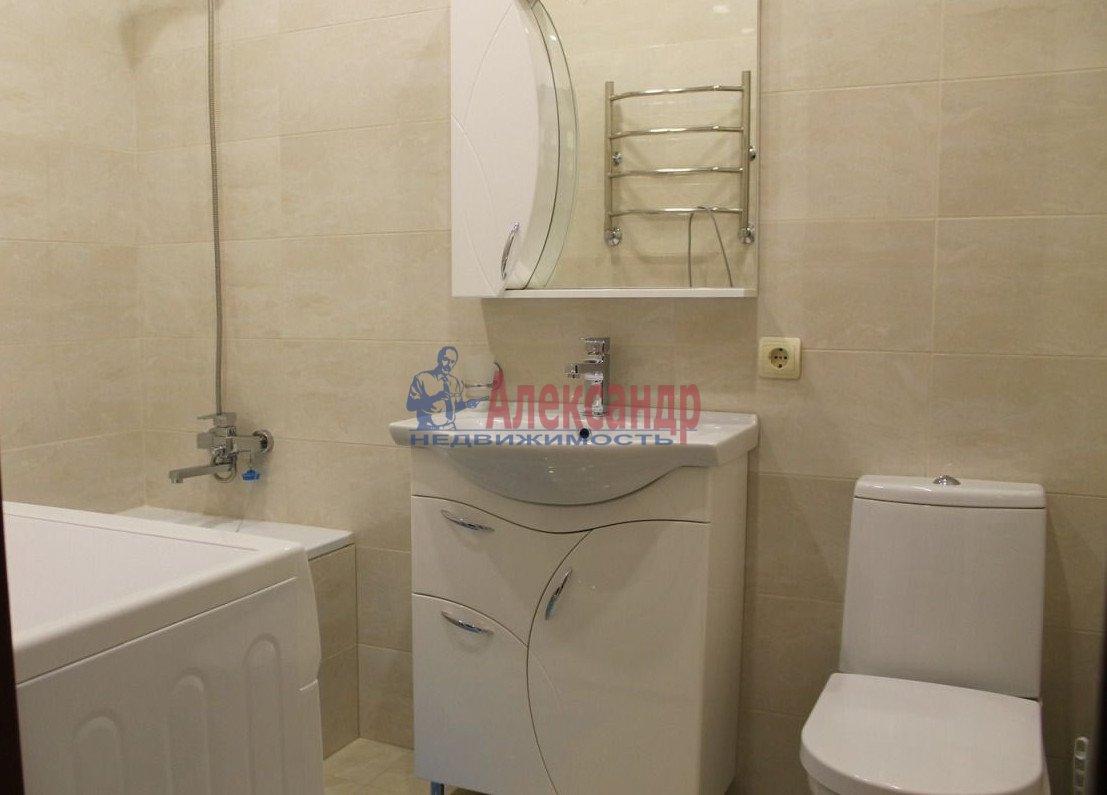 1-комнатная квартира (42м2) в аренду по адресу Ушинского ул., 2— фото 10 из 10