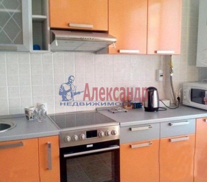 1-комнатная квартира (37м2) в аренду по адресу Гражданский пр., 124— фото 1 из 4