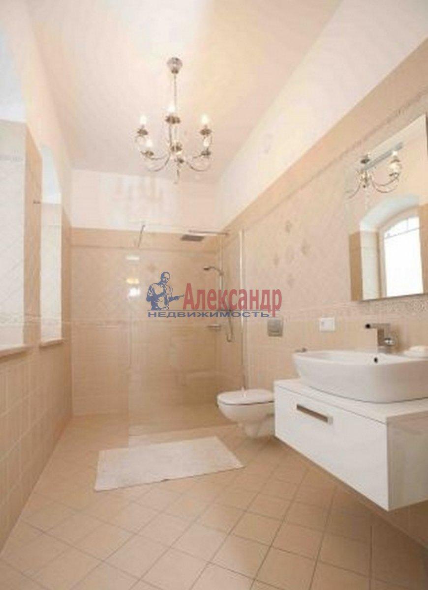 5-комнатная квартира (200м2) в аренду по адресу Песочная наб.— фото 6 из 7