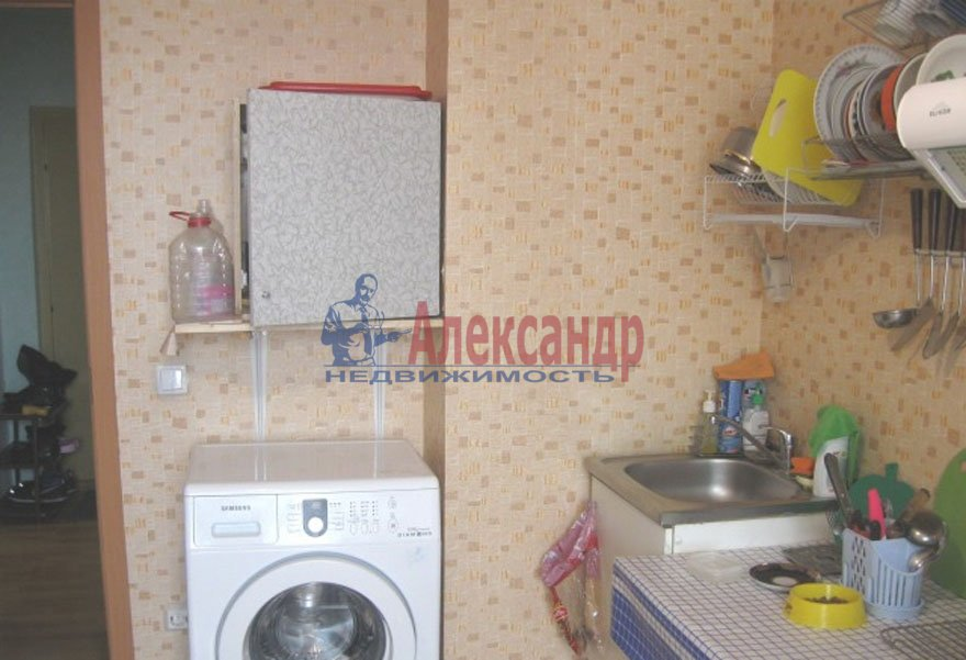 1-комнатная квартира (38м2) в аренду по адресу Гражданский пр., 75— фото 4 из 6