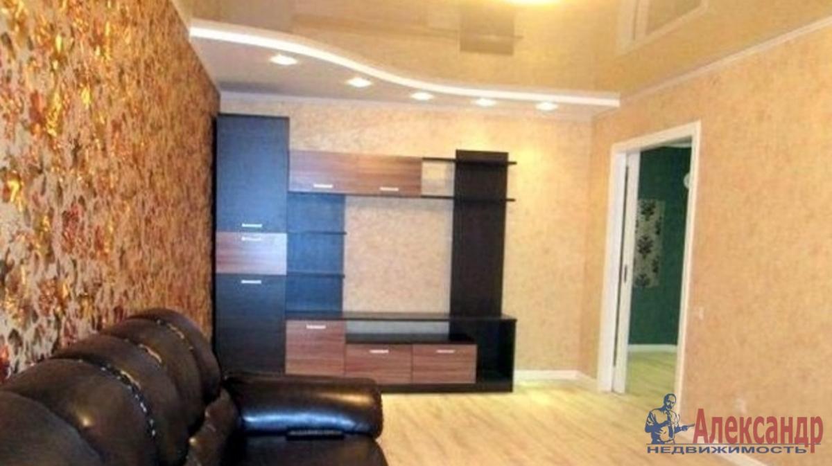 1-комнатная квартира (46м2) в аренду по адресу Альпийский пер., 32— фото 1 из 4