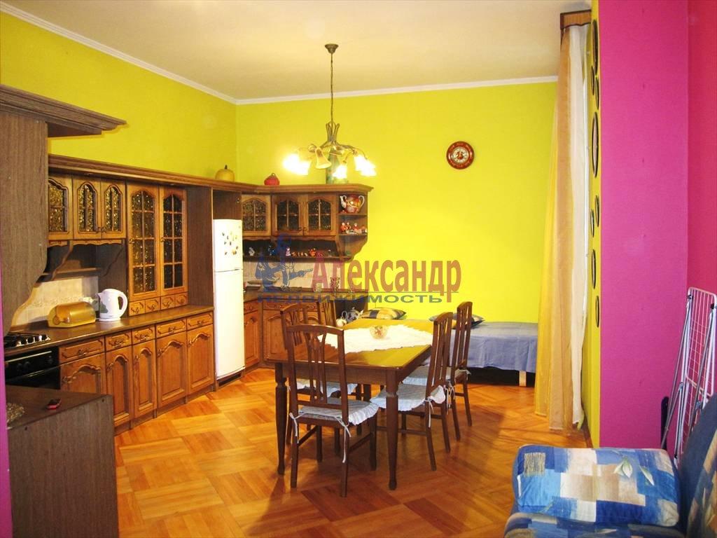 3-комнатная квартира (125м2) в аренду по адресу Мытнинская наб., 1— фото 1 из 16