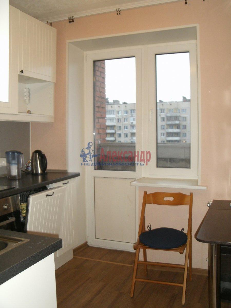 1-комнатная квартира (43м2) в аренду по адресу Шкиперский проток, 20— фото 2 из 4