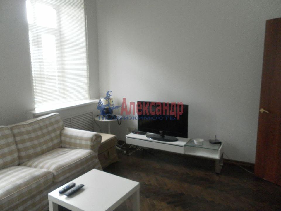 2-комнатная квартира (54м2) в аренду по адресу Морская наб., 39— фото 2 из 12