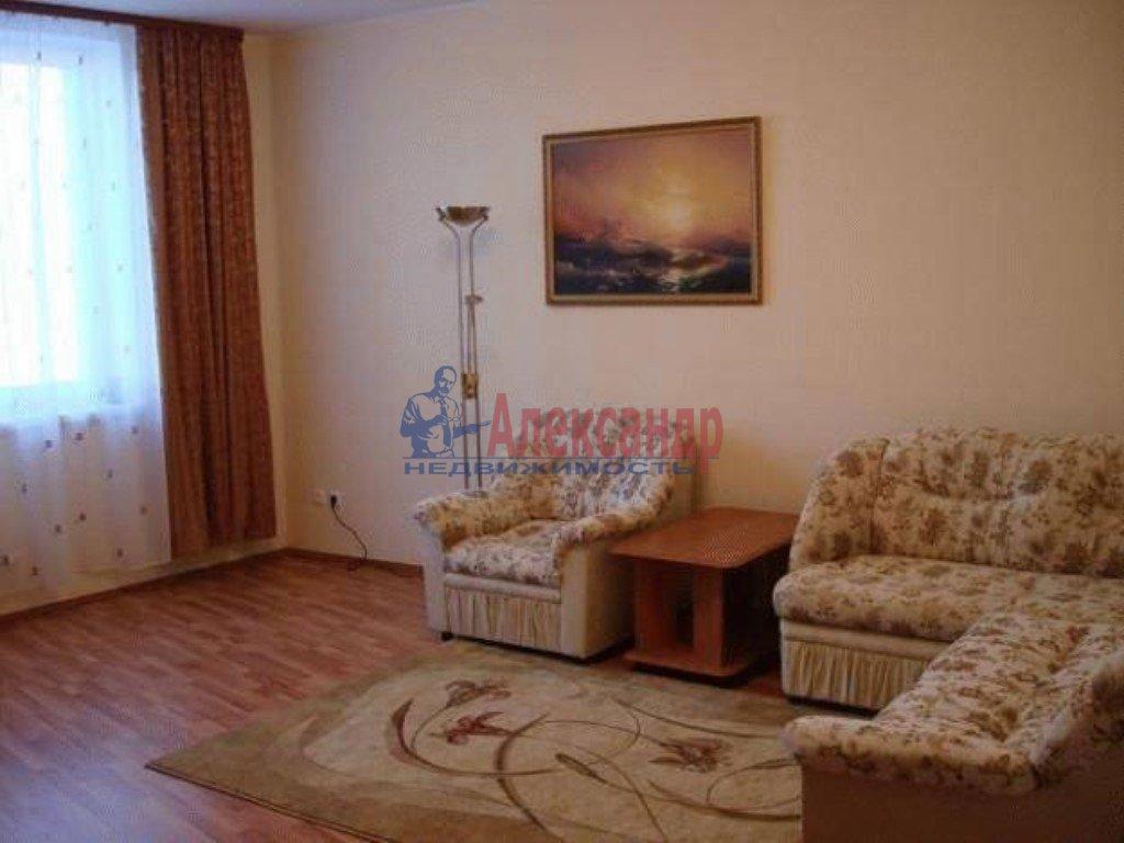 2-комнатная квартира (65м2) в аренду по адресу Просвещения пр., 99— фото 1 из 2