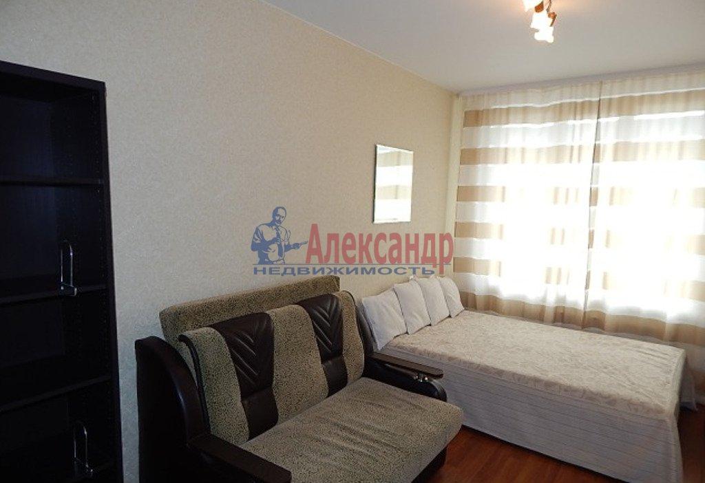 1-комнатная квартира (40м2) в аренду по адресу Авиаконструкторов пр., 2— фото 2 из 3