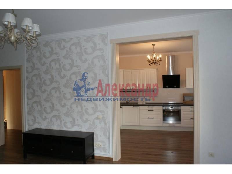 1-комнатная квартира (44м2) в аренду по адресу Пулковская ул., 8— фото 20 из 20