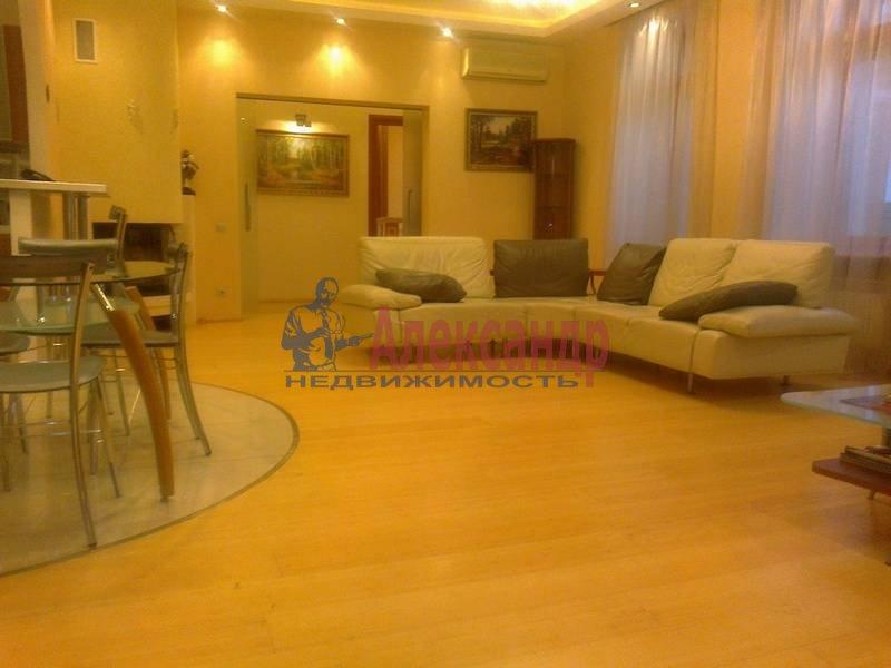 4-комнатная квартира (143м2) в аренду по адресу Верейская ул., 30— фото 3 из 12
