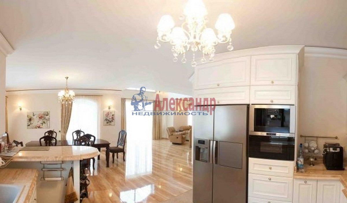 5-комнатная квартира (200м2) в аренду по адресу Песочная наб.— фото 7 из 7