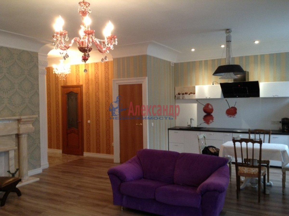 3-комнатная квартира (123м2) в аренду по адресу Парадная ул.— фото 3 из 15