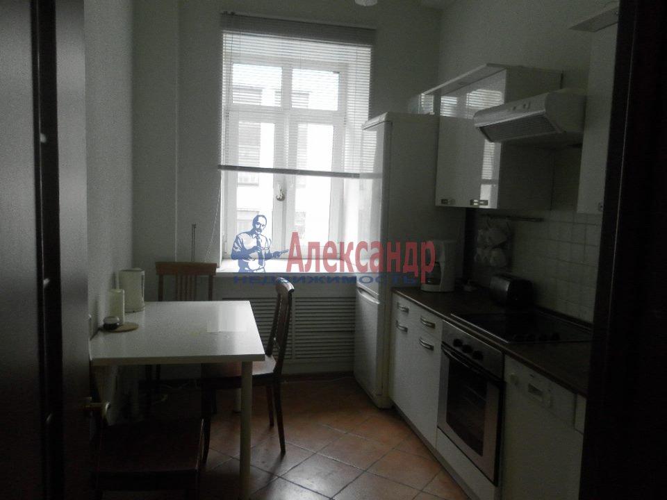 2-комнатная квартира (54м2) в аренду по адресу Морская наб., 39— фото 4 из 12