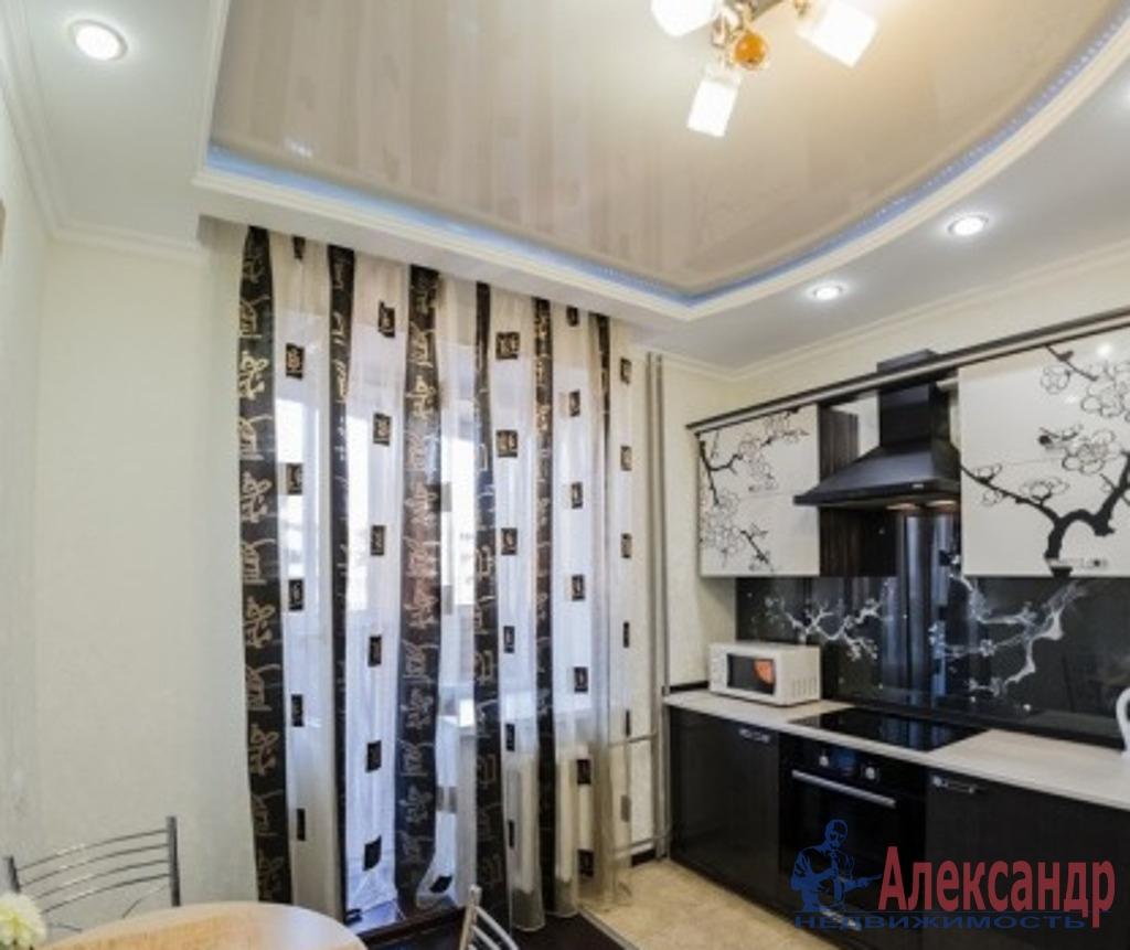 1-комнатная квартира (42м2) в аренду по адресу Варшавская ул., 6— фото 2 из 6