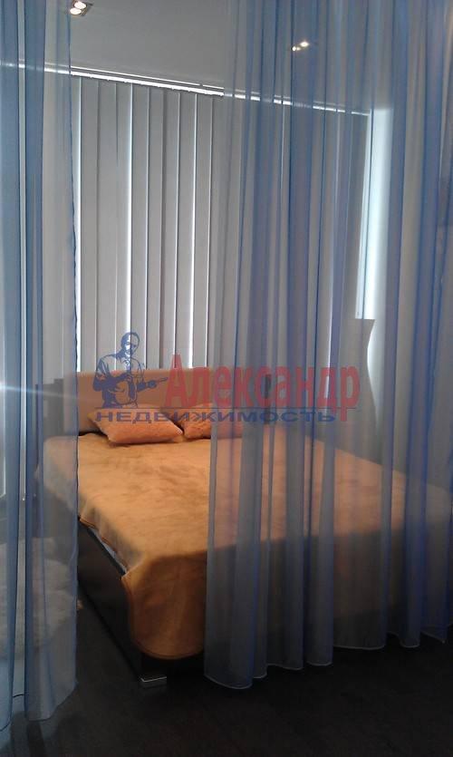 1-комнатная квартира (60м2) в аренду по адресу Коломяжский пр., 15— фото 18 из 19