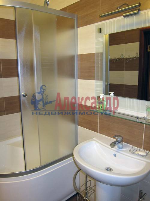 1-комнатная квартира (44м2) в аренду по адресу Дачный пр., 17— фото 2 из 8
