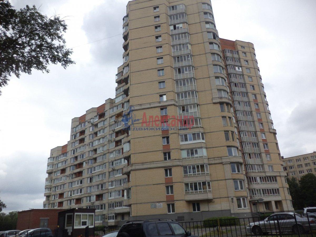 1-комнатная квартира (47м2) в аренду по адресу Будапештская ул., 7— фото 8 из 8