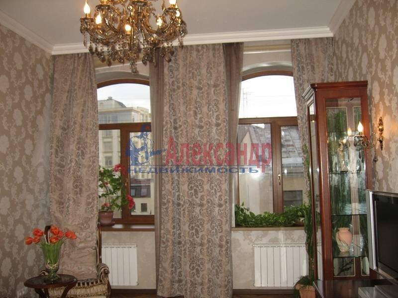 3-комнатная квартира (82м2) в аренду по адресу Правды ул., 12— фото 17 из 22