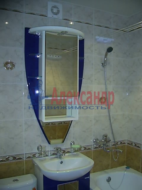 2-комнатная квартира (60м2) в аренду по адресу Ленинский пр., 117— фото 3 из 3