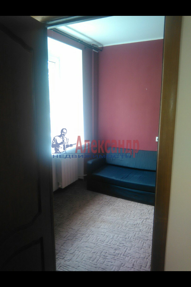 2-комнатная квартира (49м2) в аренду по адресу Пограничника Гарькавого ул., 19— фото 5 из 7