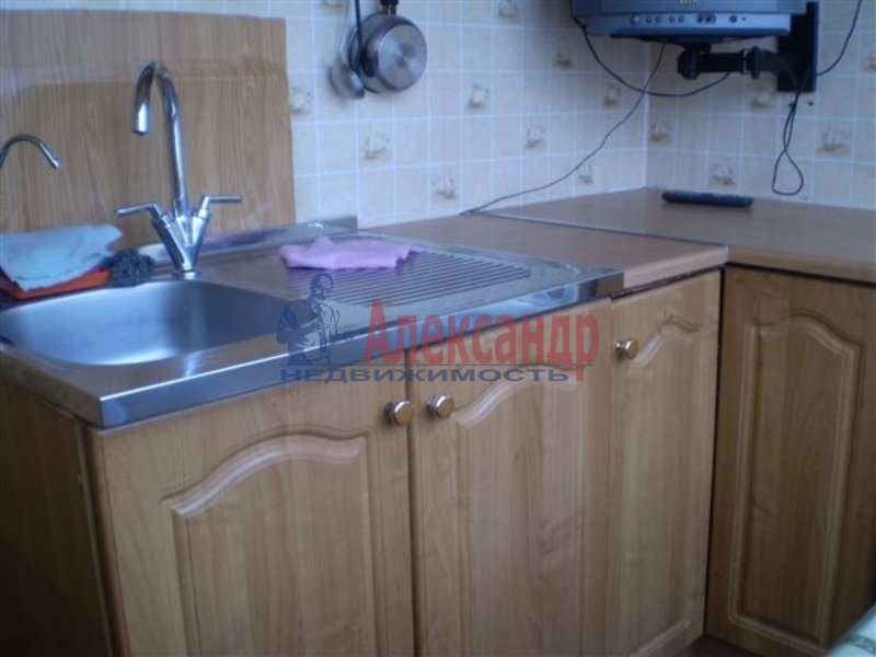 1-комнатная квартира (36м2) в аренду по адресу Союзный пр., 4— фото 2 из 3